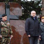 Додон: Мы должны помнить о тех, кто стоял и стоит на страже государственности Молдовы (ФОТО)