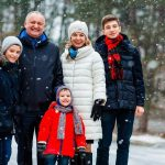 Додон: Хочу, чтобы в Год семьи в Молдове было создано больше семей и родилось больше детей