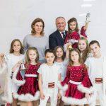 Более двухсот детей впервые посетили отремонтированное здание президентуры (ФОТО)