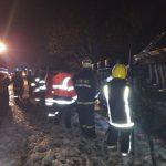 Опасность взрыва на трассе Леушены – Кишинев: перевернулся грузовик с горючим