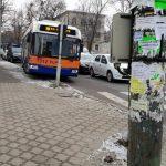 Цепная авария у Телецентра: столкнулись четыре автомобиля (ФОТО)