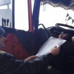 Румынские пограничники задержали молдаванина, севшего нетрезвым за руль грузовика