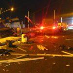 Гражданин Молдовы попал в серьёзное ДТП в Житомирской области