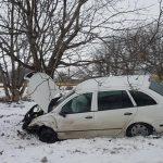 ДТП в Единцах: на дороге столкнулись два автомобиля (ФОТО)