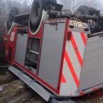 ДТП в Оргееве: пожарный автомобиль не доехал до места назначения