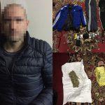 Троих жителей столицы задержали за серию квартирных краж (ВИДЕО)