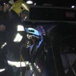 Авария в Глодянах: один человек погиб, двоим потребовалась помощь спасателей