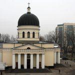 Воришка, пробравшийся в Кафедральный собор, ушёл с пустыми руками