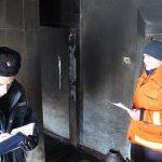 Появились первые версии трагического пожара в Брэтулень, в котором погибла вся семья