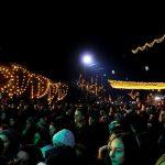 К Новому году Кишинев украсят километрами гирлянд