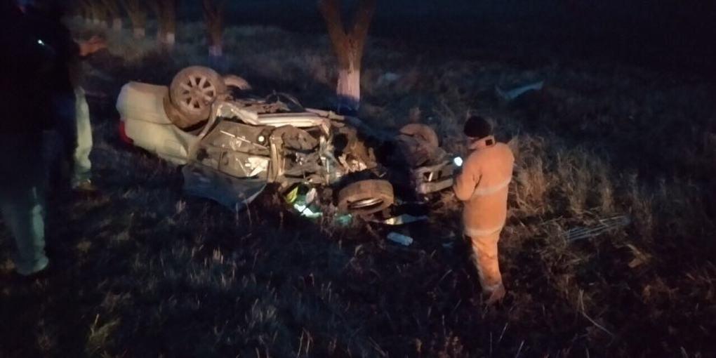 Чудовищное ДТП в Штефан-Водэ: скончался мужчина (ФОТО)