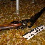 В Слободзее пенсионер выстрелил себе в грудь из охотничьего ружья