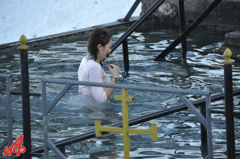 Сотрудники ГИЧС будут следить за безопасностью во время крещенских купаний