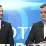 Новак застал врасплох кандидата Шора вопросами о колхозе и свалке (ВИДЕО)