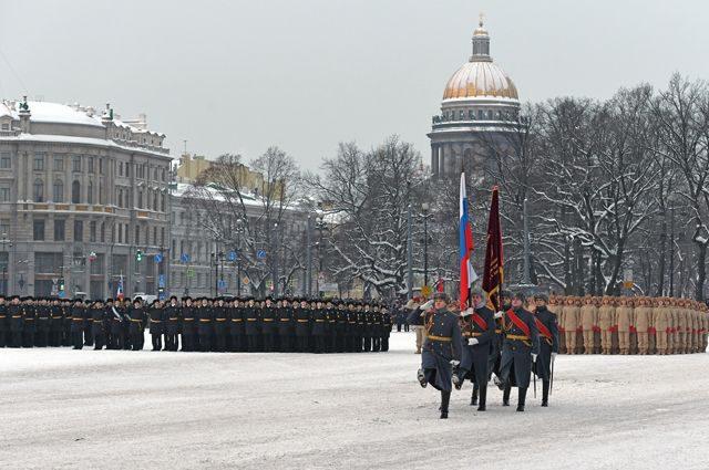 Не забыть, не повторить. В Петербурге отметили 75-летие снятия блокады