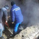 Термоэлектрика устранила коммунальную аварию на бульваре Дачия, из-за которой 30 домов остались без отопления и горячей воды (ВИДЕО)