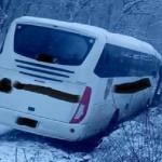Три молдаванина получили травмы при аварии автобуса в Румынии (ВИДЕО)