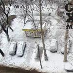 В сети появилось видео с места ДТП на Ботанике: водитель ехал на высокой скорости и сбил 9-летнюю девочку (ВИДЕО)