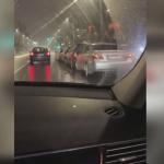 В центре столицы произошла цепная авария с участием пяти машин (ВИДЕО)