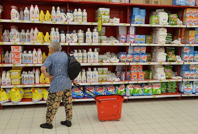Агентство по защите прав потребителей намерено отозвать импортируемые из Румынии чистящие средства: какова причина (ФОТО)
