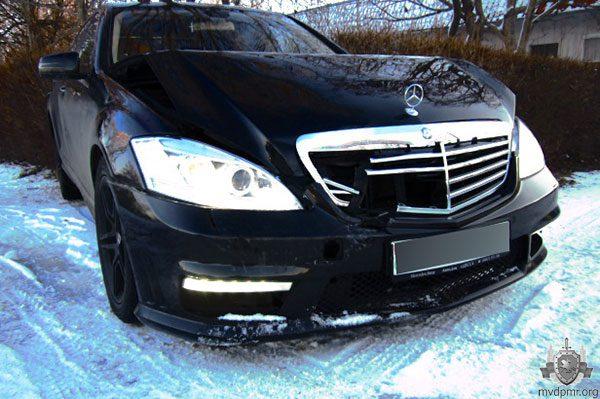 Ситуация на дорогах Приднестровья: почти десяток ДТП за сутки (ФОТО)