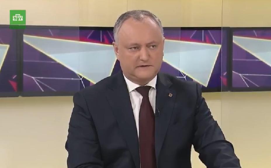 Додон о решении правительства открыть всего 11 участков в РФ: Это дискриминация