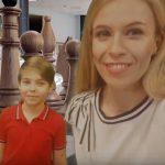 """Конкурс новогодних видеопоздравлений: С Новым годом от """"Школы шахмат""""! (ВИДЕО)"""
