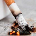 В Григориополе из-за непотушенной сигареты загорелась квартира