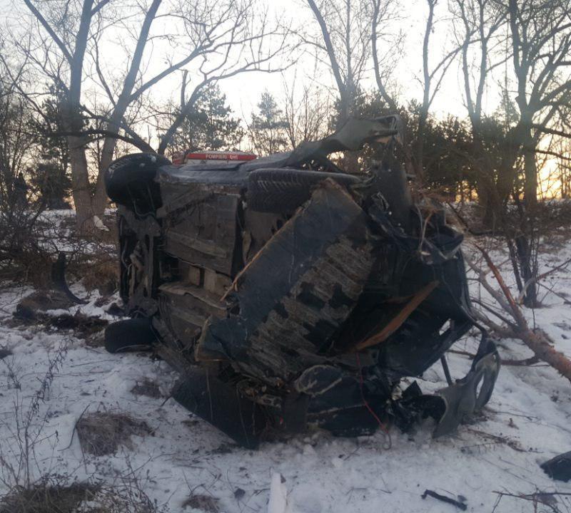 Подробности ДТП в Единцах: водитель сбежал с места ДТП, один пассажир скончался, а второй – в тяжёлом состоянии
