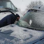Авария на трассе Оргеев-Резина: столкнулись пассажирский микроавтобус и легковушка (ФОТО)