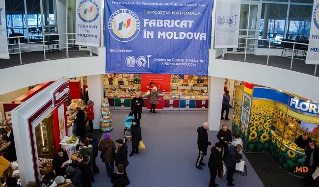 Сотни молдавских производителей представят свой товар на крупномасштабной выставке «Сделано в Молдове»