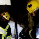 Взрыв газового баллона в Копанке: пострадал мужчина