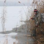 ГИЧС запустил кампанию  по предотвращению случаев провала под лёд (ФОТО, ВИДЕО)