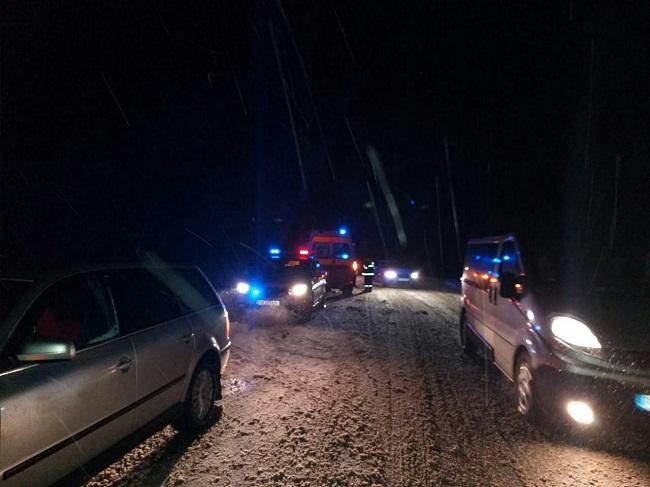 Замглавы НИП рассказал о самых страшных авариях, произошедших за последние 12 часов (ФОТО)
