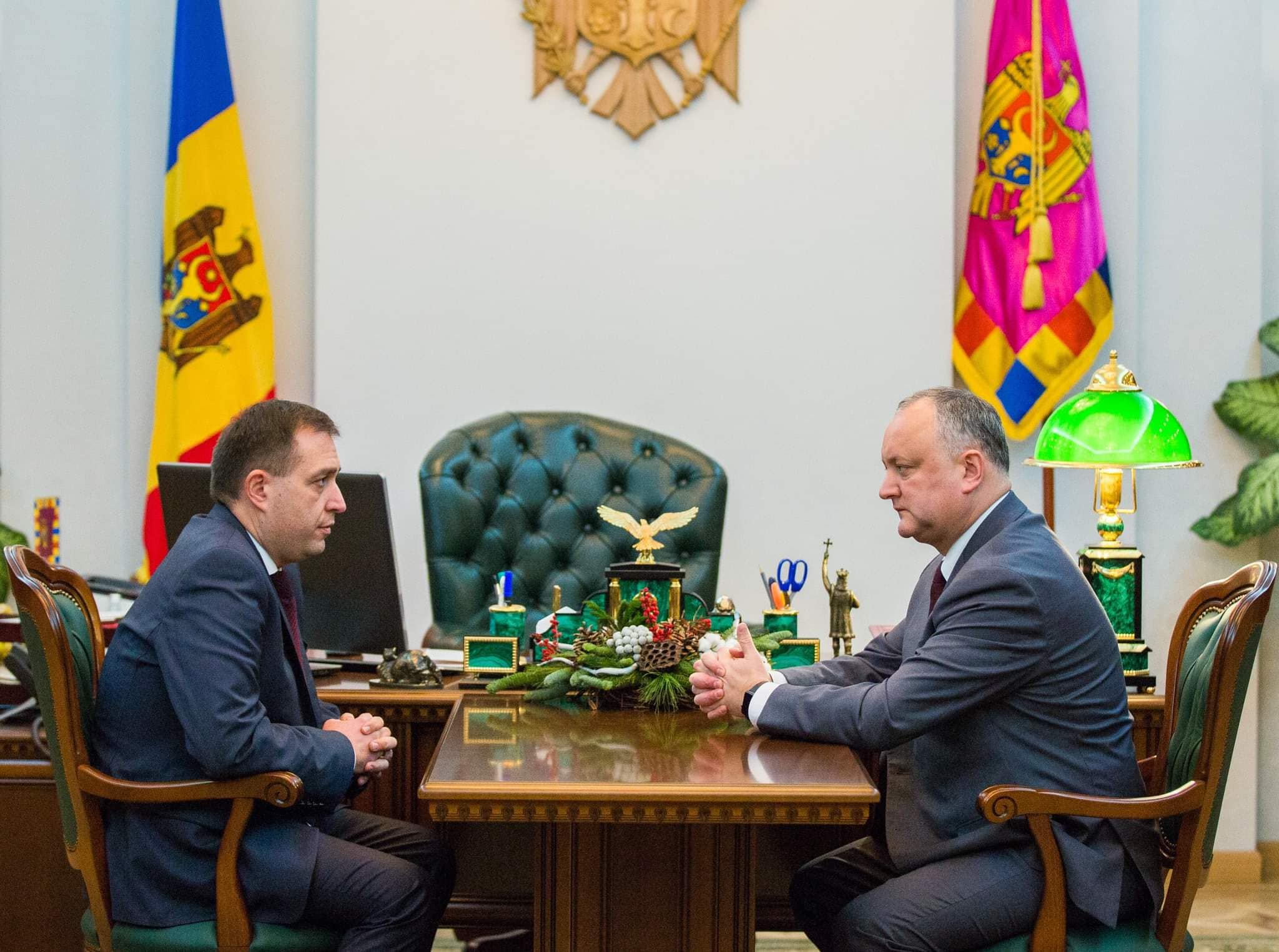 Впервые в истории Молдовы: назначен советник президента по межэтническим отношениям (ФОТО)