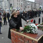 Социалисты почтили память погибших в Магнитогорске и выразили солидарность с российским народом (ФОТО)