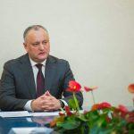 Додон пригласил на празднование юбилея Молдавского княжества всех бывших президентов, спикеров и премьеров