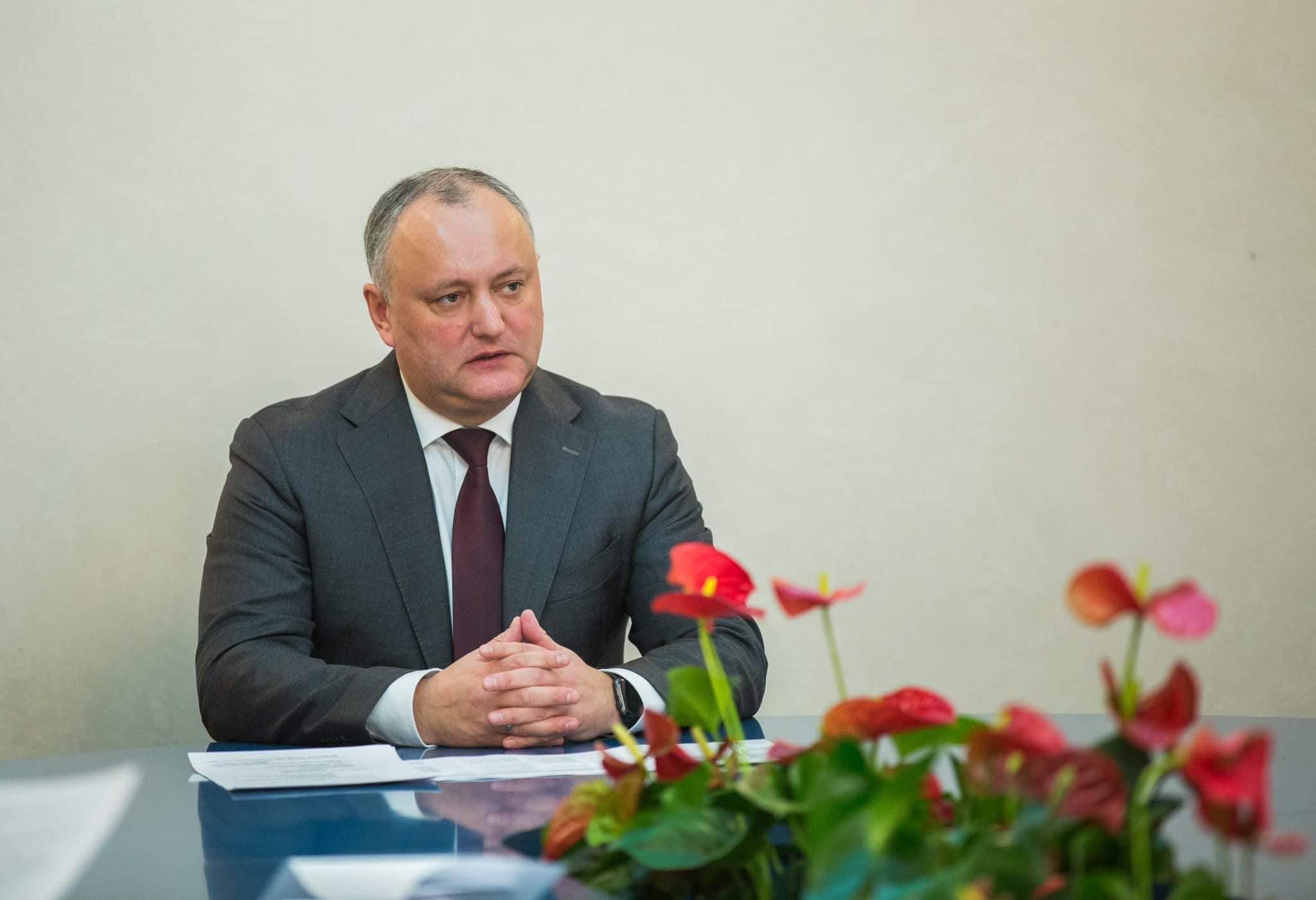 Preparation for the Year of the Family announced by the President