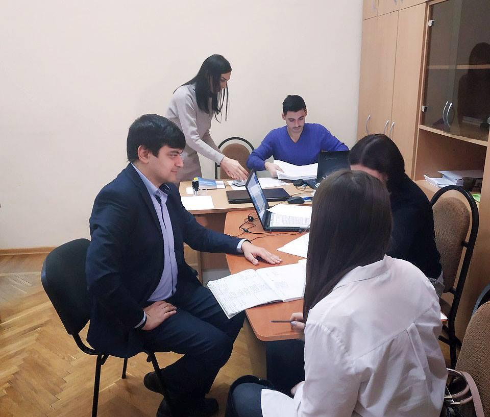 Кандидат ПСРМ по округу США и Канада подал документы на регистрацию