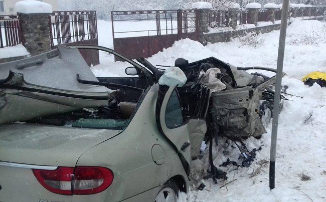 Полиция Молдовы назвала самый аварийный месяц минувшего года