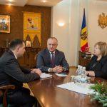 Ситуация с этносами - в поле зрения президента: Игорь Додон обсудил ее со своими советниками