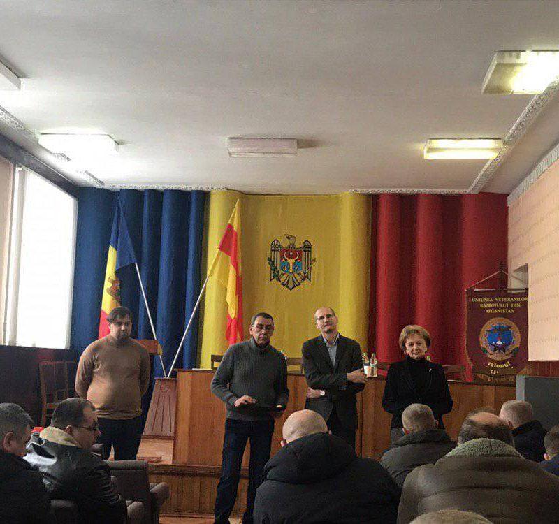 Гречаный и советники президента встретились с молдавскими сельхозпрозводителями (ФОТО)