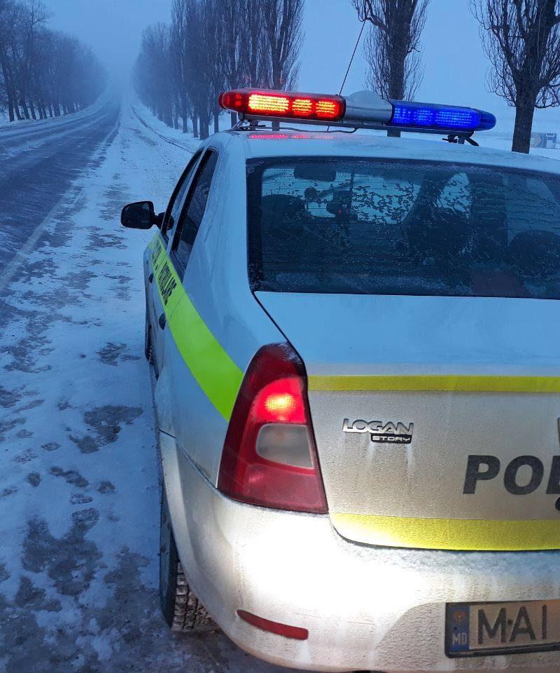 Слабый снег на севере и в центре: водителей призвали быть бдительными