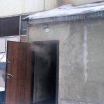 Пожар в Кишиневе: загорелся склад при автосервисе (ФОТО)