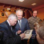 Додон и Карпов открыли Чемпионат Молдовы по шахматам в Бельцах (ФОТО)