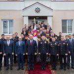 Додон вручил высокие награды Службе государственной охраны и ее сотрудникам (ФОТО)