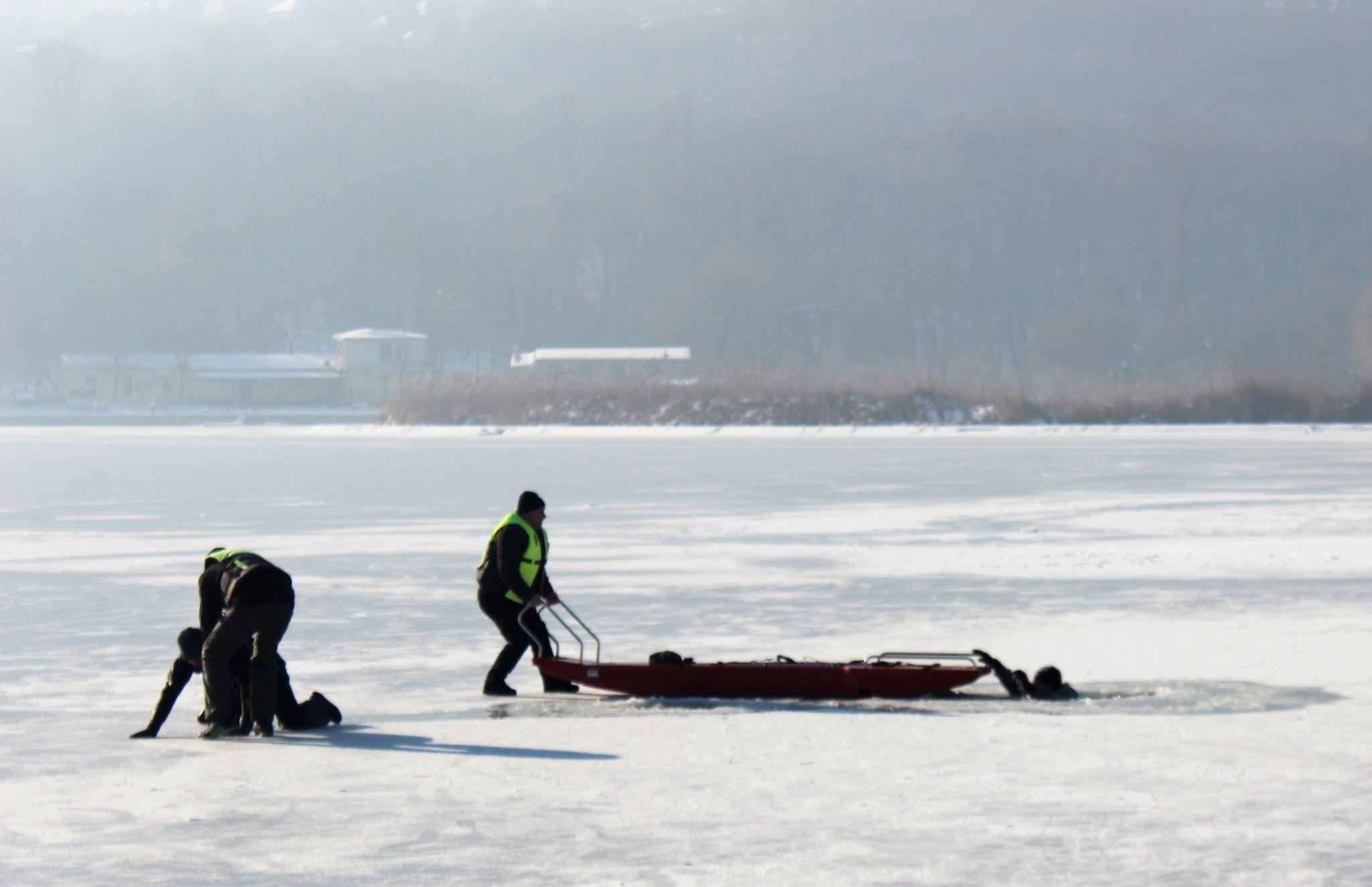 В ГИЧС напомнили о мерах безопасности на водных объектах в зимний период (ВИДЕО)