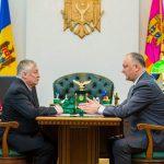 По инициативе Додона осенью в Кишиневе откроют шахматную школу имени Анатолия Карпова (ФОТО)