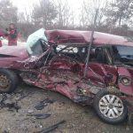 Ещё одно смертельное ДТП в Молдове: один человек погиб, а другой госпитализирован (ФОТО, ВИДЕО)