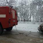 """Ситуация на дорогах: в снежном плену застряли 2 микроавтобуса и несколько """"скорых"""""""